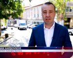 Harșovschi, a solicitat curățarea arterelor din municipiu