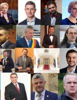 14 candidați își doresc să devină președintele României