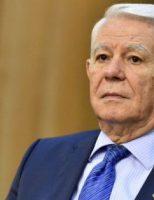 Teodor Meleșcanu este noul președinte al Senatului României