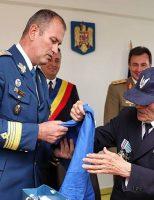 Un veteran de război din localitatea Dolhasca decorat la vârsta de 103 ani