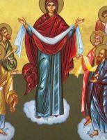 Creștinii sărbătoresc, pe 1 octombrie, Acoperământul Maicii Domnului