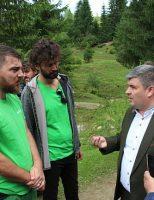Acuzațiile aduse de o organizație de mediu Ocolului Silvic Vama infirmate de un expert independent