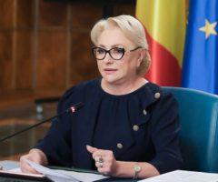Dăncilă începe campania electorală cu un mesaj extrem de dur la adresa lui Iohannis