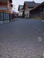 Drumuri asfaltate în comuna Păltinoasa