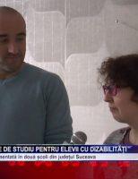 Lansare aplicație de studiu pentru elevii cu dizabilități