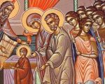 Intrarea Maicii Domnului în Biserică este prăznuită pe 21 noiembrie