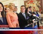 Guvernul Orban a trecut cu 240 de voturi pentru
