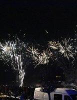 Revelion în aer liber la Suceava