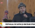 Festivalul de Tradiții și Obiceiuri Stroiești
