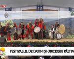 Festivalul de datini și obiceiuri Păltinoasa