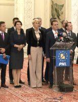 PNL atacă la CCR repartizarea funcțiilor în conducerea Camerei Deputaților