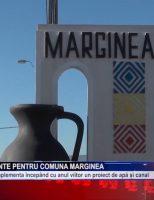 Proiecte importante pentru comuna Marginea