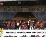 """Festivalul internațional """"Obiceiuri de iarnă"""" Suceava"""