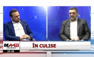 În culise – 7 ianuarie 2020 – Alexandru Covașă și Gabriel Țabrea