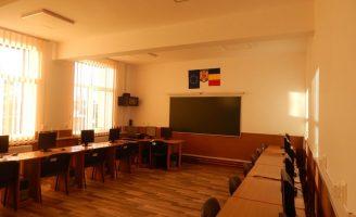 Școala Gimnazială Roșcani a fost reabilitată