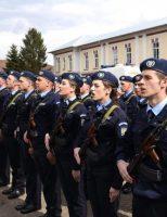 """A avut loc deschiderea anului de învățământ la Școala Militară de Subofițeri Jandarmi """"Petru Rareș"""" Fălticeni"""