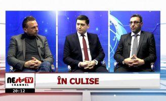 În culise – Mihai Juravle – Cristi Macsim – 5 Februarie 2020