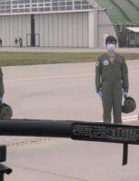 Alături de piloții de la Baza Aeriană de Instruire și Formare a Personalului Aeronautic