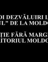 NOI DEZVĂLUIRI LA ,,TUNUL'' DE LA MOLDOVIȚA!