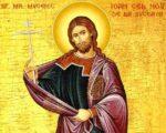 Biserica ortodoxă îl sărbătorește pe 2 iunie pe Sfântul Ioan cel Nou de la Suceava