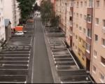 Patru parcări de reședință au fost reabilitate în cartierul Obcini