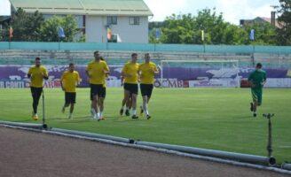 Foresta a primit acordul DSP Suceava pentru a relua antrenamentele
