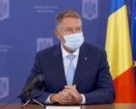 """Iohannis: """"Nu ne putem permite ca sistemul sanitar să gestioneze o dublă epidemie"""""""