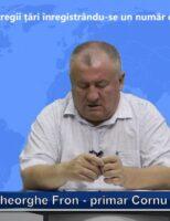 Sinteze administrative – 3 august 2020 – Gheorghe Fron