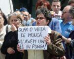 Protest anunțat pe 1 octombrie de pensionari