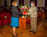 Recunoștință din partea Colegiului Național Militar din Câmpulung Moldovenesc