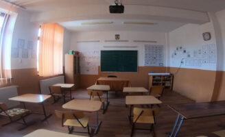 Majoritatea școlilor din Suceava vor funcționa după sistemul hibrid