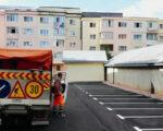 Alte două parcări date în folosință, în cartierul Obcini