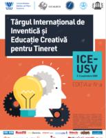 Târgul Internațional al Inovarii și Educației Creative pentru Tineret