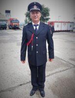 """Un pompier sucevean a fost desemnat """" Salvatorul de onoare al anului 2020"""""""