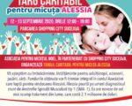 Târg caritabil pentru micuța Alessia