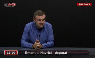În culise – Emanuel Havrici – 3 Septembrie 2020
