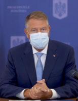 Revenirea României în atenția președintelui Klaus Iohannis
