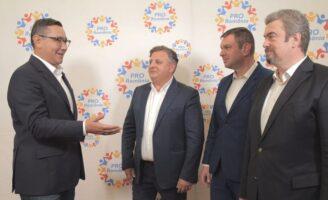 PRO România Suceava are proiecte concrete pentru comunitate