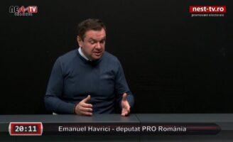 În culise – Emanuel Havrici – 18 Noiembrie 2020