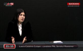 În culise – Laura Cătălina Culipei – 17 noiembrie 2020