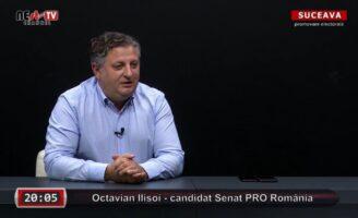 În culise – Octavian Ilisoi – 20 Noiembrie 2020