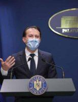 """Premierul Cîțu afirmă că persoanele vaccinate """"vor avea acces în față"""""""
