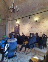 Educație muzeală – o experiență grozavă pentru tineri la Cetatea de Scaun a Sucevei