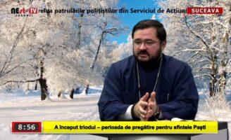 Triodul, perioada de pregătire pentru Sfintele Paști