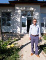Centru de zi pentru copii  în comuna Todireni, din județul Botoșani