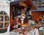 Târgul produselor bucovinene, în centrul Sucevei, de luni, 19 aprilie