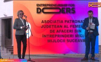 """Evenimentul """"Gala antreprenorilor"""" organizat la Conacul Domnesc din Suceava"""