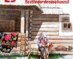 """Concursul de desene """"Vis de copil în casa bunicilor"""" ediția 2021"""