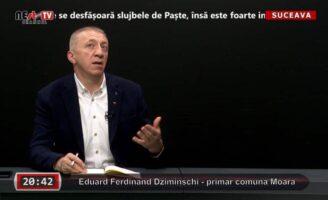 În culise – Eduard Ferdinand Dziminschi – 22 aprilie 2021