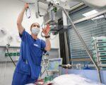 Pacienți cu forme grave de Covid așteaptă în UPU Suceava eliberarea unui loc la ATI